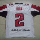 Matt Ryan Authentic Falcons Away Jersey