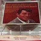 MUNTZ 4 TRACK TAPE  &quot;DEAN MARTIN&quot;  HITS AGAIN  STANDARD MUSIC