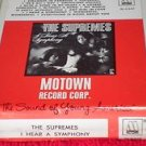 4 TRACK TAPE  &quot;THE SUPREMES&quot;  I HEAR A SYMPHONY  SOUL MUSIC
