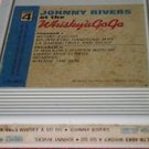 4 TRACK TAPE  &quot;JOHNNY RIVERS&quot;  AT THE WHISKEY A GO-GO   POP MUSIC