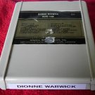 4 TRACK TAPE  &quot;DIONNE WARWICK&quot;  HERE I AM    SOUL MUSIC