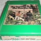 4 TRACK TAPE THE CHAMBERS BROTHERS  &quot;THE TIME HAS COME&quot; CLEANED & TESTED