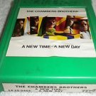 4 TRACK TAPE THE CHAMBERS BROTHERS  &quot;A NEW TIME- A NEW DAY&quot; CLEANED & TESTED