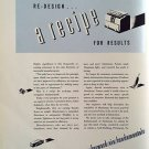 1935 Alcoa Vintage Print Vintage Ad 10x14