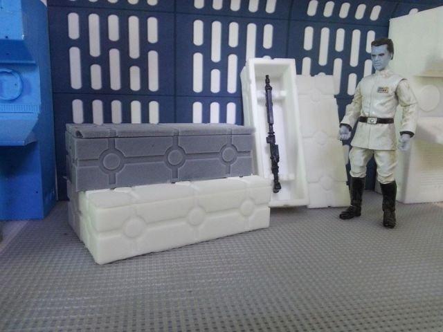 Blaster Rifle Crate