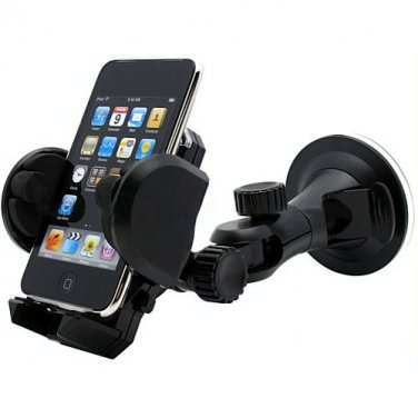 Universal Car Mount Holder for iPhone Phone/MP4/PDA/GPS/MP3