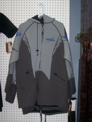 SLIPPERY Tour Coat Large/X-Large