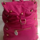 Deux Lux Empire State Backpack LIPSTICK PINK Women - Free Shipping In USA