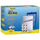 Tetra Whisper Bio-Bag Cartridge 26164, Unassembled, Large, 12-Pack - Free shipping in USA