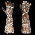 Stormr Gauntlet Realtree Max 4 Camo Decoy Gloves RGC30G Large - Free Shipping in USA