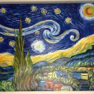 STARRY NIGHT Van Gogh's Reproduction Oil Painting 20x24in Ready to Hang - Free shipping in USA