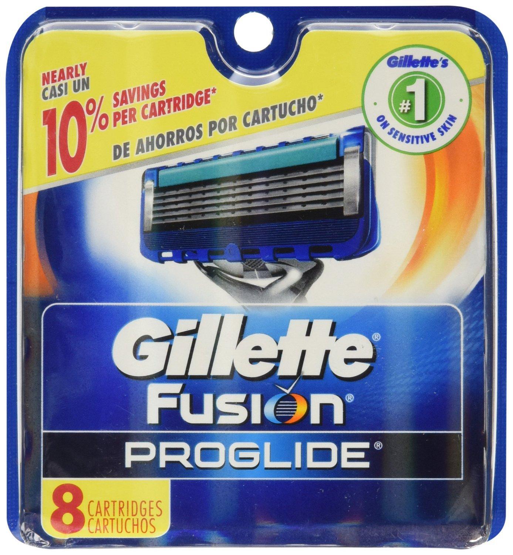 Gillette Fusion Proglide Manual Blades Razor