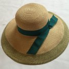 Daniele Meucci Womens WIDE BRIM Large Brim Hat Made in Italy - Free Shipping in USA