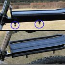 Mountain Cycling Bike Bicycle Road Rear Carrier Post Luggage Rack Seat Black - Free Ship