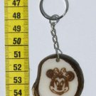 Keyring with Picture Minnie Mouse, Girlfriend of Mickey