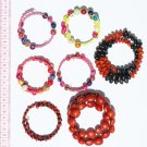 4 Color Seeds Bracelets Ethnic Handmade Natural Jewelry