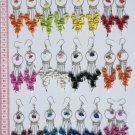 7 Pairs Dangling Drop Earrings Peru Jewelry Wholesale