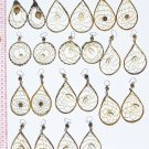 Lot 4 Pairs Thread Earrings Best Fashion Jewelry Online
