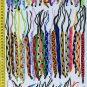 35 Macrame Friendship Bracelet Handmade Crochet Jewelry