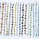 10 Bracelets Color Pearls Handmade Jewelry Wholesale