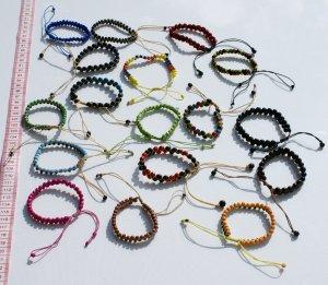 12 Seed Bracelets Beaded Artesanal Peruvian Jewelry Art