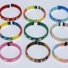 6 Cuff Bangle Bracelets Ethnic Tribal Design Wholesale