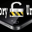 iPhone Factory Unlock Service for AT&T 3g 3gs 4 4s 5 (Works within 24 hours)