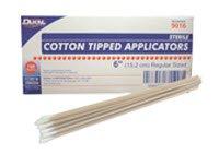 "Applicator Cotton Tip NS 6"" 1000/Bx, 10 BX/CA"