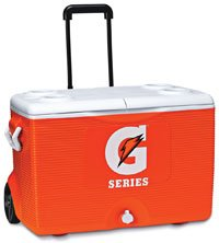 Gatorade With Wheels Chest 60Qt Ea