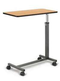 Table Overbed Chrome EA