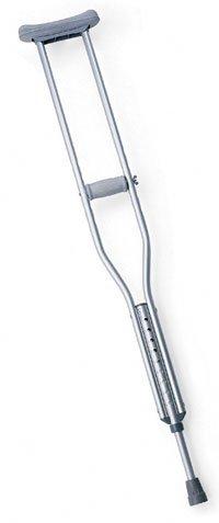 Crutch Basic Adult LF 250lbs 1/Pr