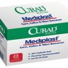 Mediplast Salicylic Acid 40% Plaster 25/Bx