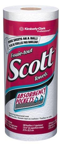 Scott Kitchen Roll Towel Perfrtd 20/