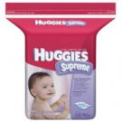 Diapers Huggies Supreme JU Step 3 31/Pk, 4 PK/CA
