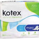 Kotex Maxi Pad Maxi 24/Pk