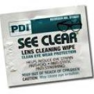 See Clear Eyeglass Cleaning Wipe 120/Bx