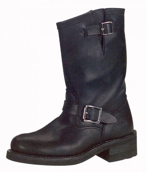 Leather Engineer Boot from Demonia