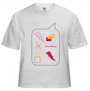 RetroMadness Girls T-Shirt £12.00/$22.00