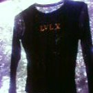 Black lace LVL X shirt