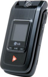LG U8500 Mobile Cellular Phone Black (Unlocked)