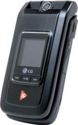 LG U8500 Mobile Cellular Phone Black (Unlocked)