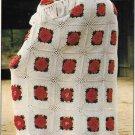 Beautiful Flowered Crochet Snipped Pattern