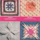 4 Granny Square Snipped Crochet Patterns