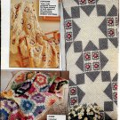 5 Granny Square Crochet Afghan Snipped Patterns