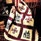 Snipped Crochet Afghan Patterns