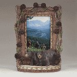 Woodsy Bear Photo Frame
