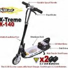 Xtreme X-140 Electric batterys 2