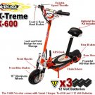 X-Treme Deluxe Electric X-600