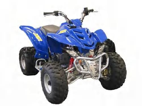 H150 ATV Model