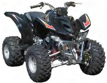 Approved ATV Model 200W